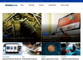 Metapress.com thumbnail