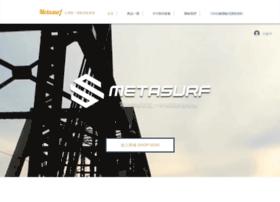 Metasurf.com.tw thumbnail