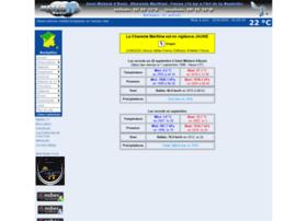 Meteo17aunis.fr thumbnail