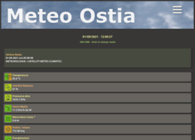 Meteoostia.it thumbnail
