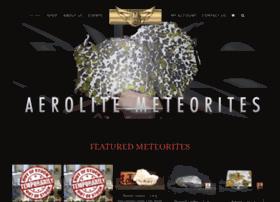Meteorites.io thumbnail