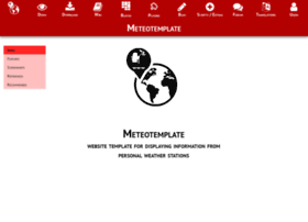 Meteotemplate.com thumbnail
