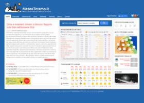 Meteoteramo.it thumbnail