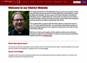 Methodistsoutheast.org.uk thumbnail