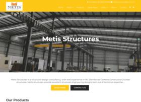 Metisstructures.in thumbnail
