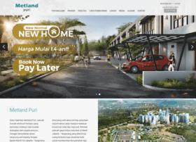 Metlandpuri.co.id thumbnail