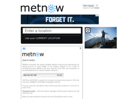 Metnow.com thumbnail