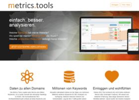 Metrics.tools thumbnail