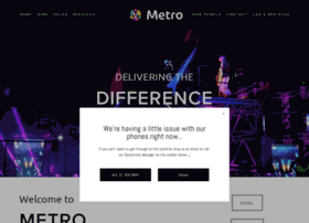 Metro.net.nz thumbnail