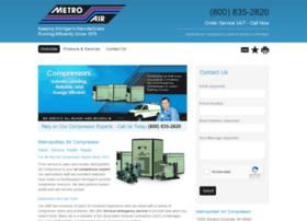 Metroaircomp.org thumbnail