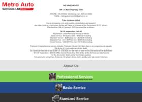 Metroautoservices.co.nz thumbnail