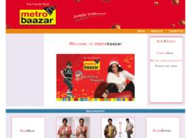 Metrobaazar.com thumbnail