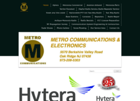 Metrocommunications.org thumbnail