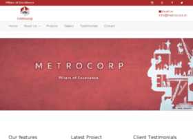 Metrocorp.in thumbnail