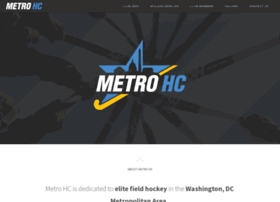 Metrohockeyclub.org thumbnail