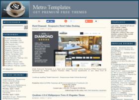 Metrotemplates.com thumbnail