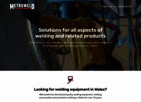 Metroweld.co.uk thumbnail
