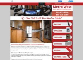 Metrowestgas.ca thumbnail
