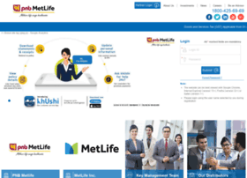 Metsmart.metlifeportal.co.in thumbnail