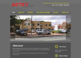 Mettes-auto-electrical-stellenbosch.co.za thumbnail