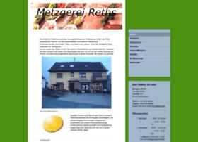Metzgerei-reths.de thumbnail