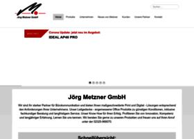 Metzner-kopiersysteme.de thumbnail