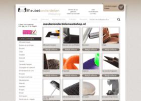 Meubelonderdelenwebshop.nl thumbnail