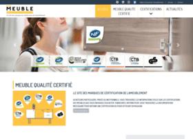 Meuble-qualite-certifie.fr thumbnail