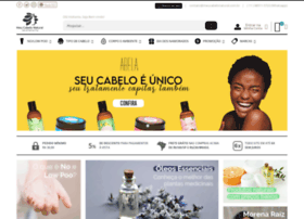Meucabelonatural.com.br thumbnail