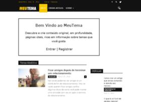 Meutema.com.br thumbnail