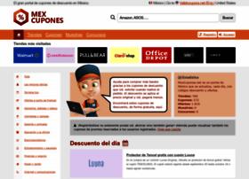 Mexcupones.net thumbnail