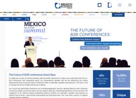 Mexicobusinessevents.com thumbnail