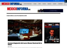 Mexicoinforma.mx thumbnail