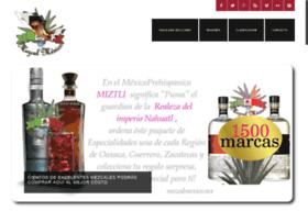 Mezcalmexico.mx thumbnail