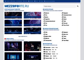 Mezzoforte.ru thumbnail