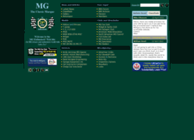 Mg-cars.org.uk thumbnail