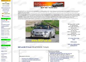 Mgfcar.de thumbnail