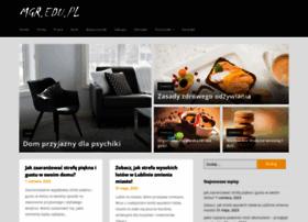Mgr.edu.pl thumbnail