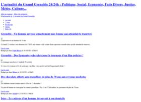 Mgrenoble.fr thumbnail