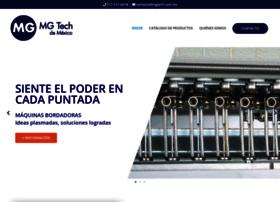 Mgtech.com.mx thumbnail