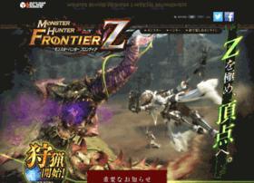 Mh-frontier.jp thumbnail