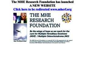 Mheresearchfoundation.org thumbnail