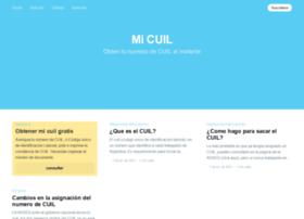 Mi-cuil.com.ar thumbnail
