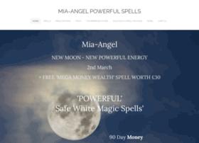 Mia-angel.co.uk thumbnail