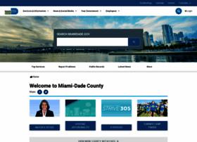Miamidade.gov thumbnail