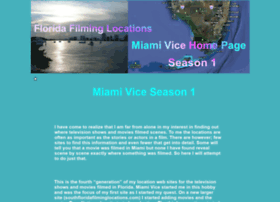 Miamivicelocations.org thumbnail