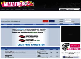 Miataturbo.net thumbnail