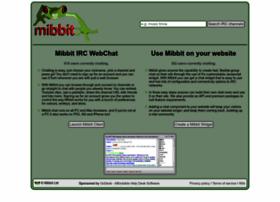 Mibbit.com thumbnail