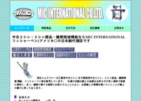 Mic-sewing.co.jp thumbnail