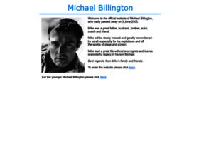 Michaelbillington.org.uk thumbnail